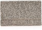 Reiss Minty Embellished Foldover Clutch Bag