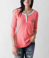 Hurley Juliana Henley Top