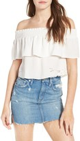 Lovers + Friends Women's Angie Off The Shoulder Top