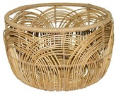 Threshold Woven Round Rattan Basket Large