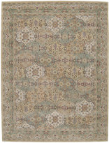 "Nourison Area Rug, India House IH03 Multi 3' 6"" x 5' 6"""