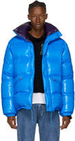 Moncler Blue Down Dejan Jacket