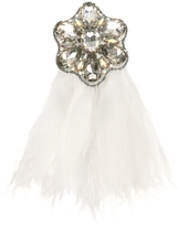 Matthew Williamson Swarovski Crystal Brooch