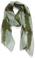 Eileen Fisher Women's Tie Dye Silk Scarf