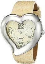 EOS New York Women's 35SBEI Sweetheart Stingray Strap Watch