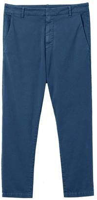 Nili Lotan Paris Pant in Vintage Blue
