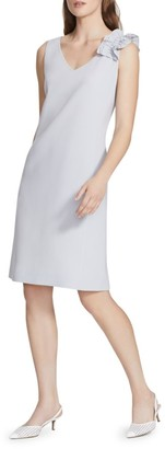 Lafayette 148 New York Finesse Crepe Laurie Dress