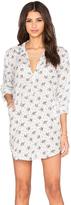 Cp Shades Teton Printed Tunic Dress