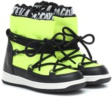Stella McCartney Lace-up snow boots