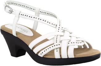 Easy Street Shoes Slingback Comfort Sandals - Jackson