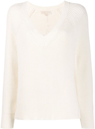 MICHAEL Michael Kors knitted V-neck jumper
