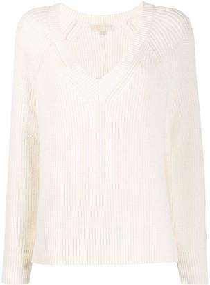 MICHAEL Michael Kors knitted V-neck jumper