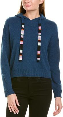 27 Miles Malibu Roseanna Hooded Cashmere Sweater