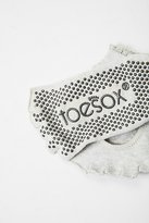 Lace Namaste Yoga Sock by Toesox at Free People