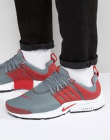 Nike Air Presto Essential Trainers In Grey 848187-008