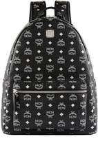 MCM Medium Stark Backpack, White, One Size