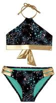 Gossip Girl Starburst Universe Two-Piece Swimsuit