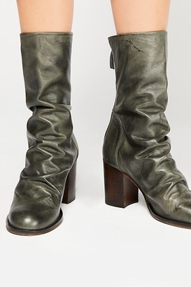 Free People Fp Collection Elle Block Heel Boot by FP Collection at