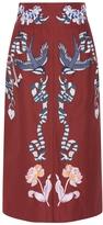 Temperley London Midi Sailor Skirt