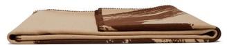 Calvin Klein X Pendleton Andy Warhol Wool-blend Blanket - Beige