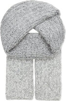 Pringle Mohair Cashmere Scarf
