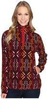 Woolrich Trail Blazing Printed Pullover