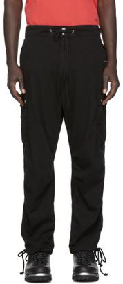 Billy Black Parachute Pants