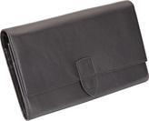 Royce Leather Diplomat Passport Wallet 330-5