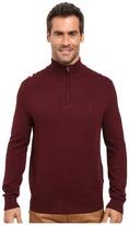 Nautica 9 Gauge 1/4 Zip Sweater