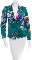 Etro Floral Blazer w/ Tags