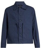 Craig Green Patch-pocket cotton jacket
