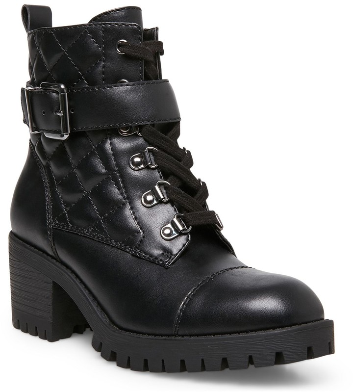 Madden Girl Combat Boots | Shop the