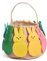 Levtex Rainbow Bunny Basket