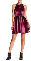 Romeo & Juliet Couture Halter Skater Dress