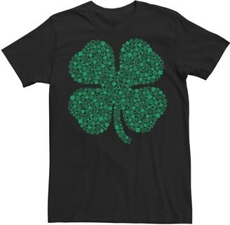 Men's Marvel Shamrock St. Patrick's Day Tee