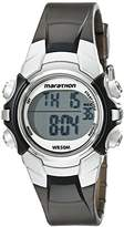 Timex Marathon by Unisex T5K805 Digital Mid-Size Resin Strap Watch