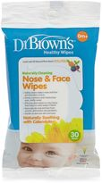 Dr Browns Dr. Brown's® 30-Pack Nose and Face Wipes
