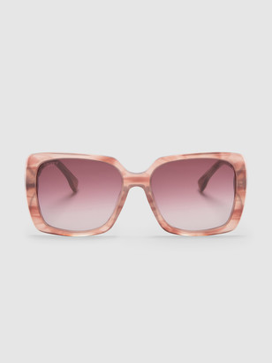 Diff Eyewear Sophie Square Sunglasses
