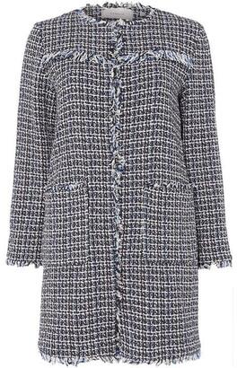 Marella Fieno tweed jacket