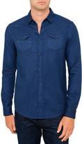 Armani Jeans Denim Pocket Shirt