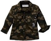 Sovereign Code Charlack Camo Shirt (Baby Boys)
