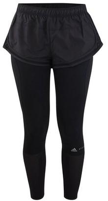 adidas by Stella McCartney Performance Essentials shorts on tights