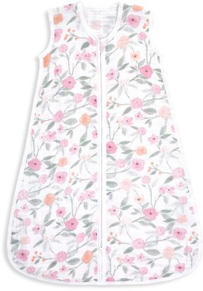 Aden Anais Baby Girl's Ma Fleur Cotton Muslin Sleeping Bag