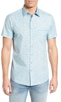 Rodd & Gunn Men's Burnt Hill Print Sport Shirt