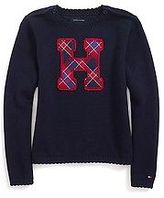 Tommy Hilfiger Little Girl's H Sweater