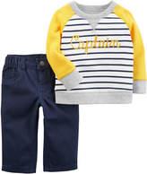 Carter's 2-pc.Pant Sets Baby Boys NB-24M