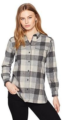 Pendleton Petite Size Women's Umatilla Wool Board Shirt