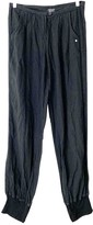 Sonia Rykiel Sonia By Black Cotton Trousers for Women