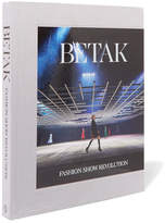 Phaidon Betak: Fashion Show Revolution Hardcover Book - Gray