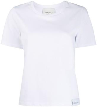 3.1 Phillip Lim brand tag T-shirt